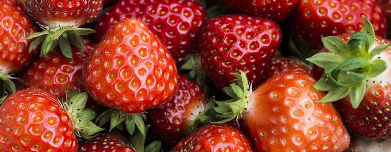 Strawberry Healthy Fruit