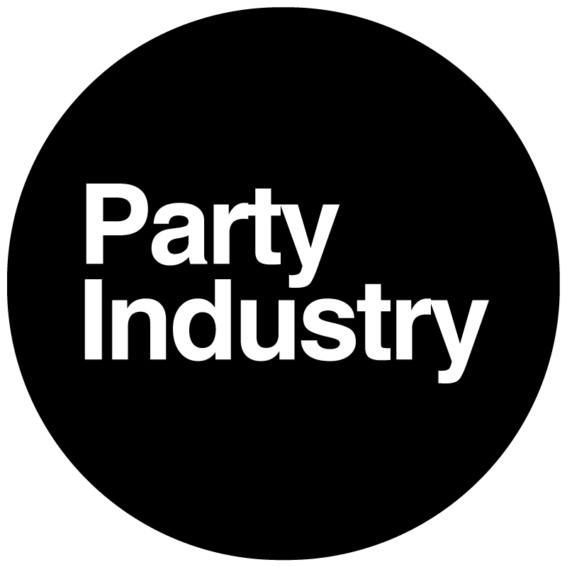 Logo Party Industry